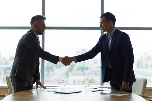 establecer acuerdos satisfactorios de niveles de servicio