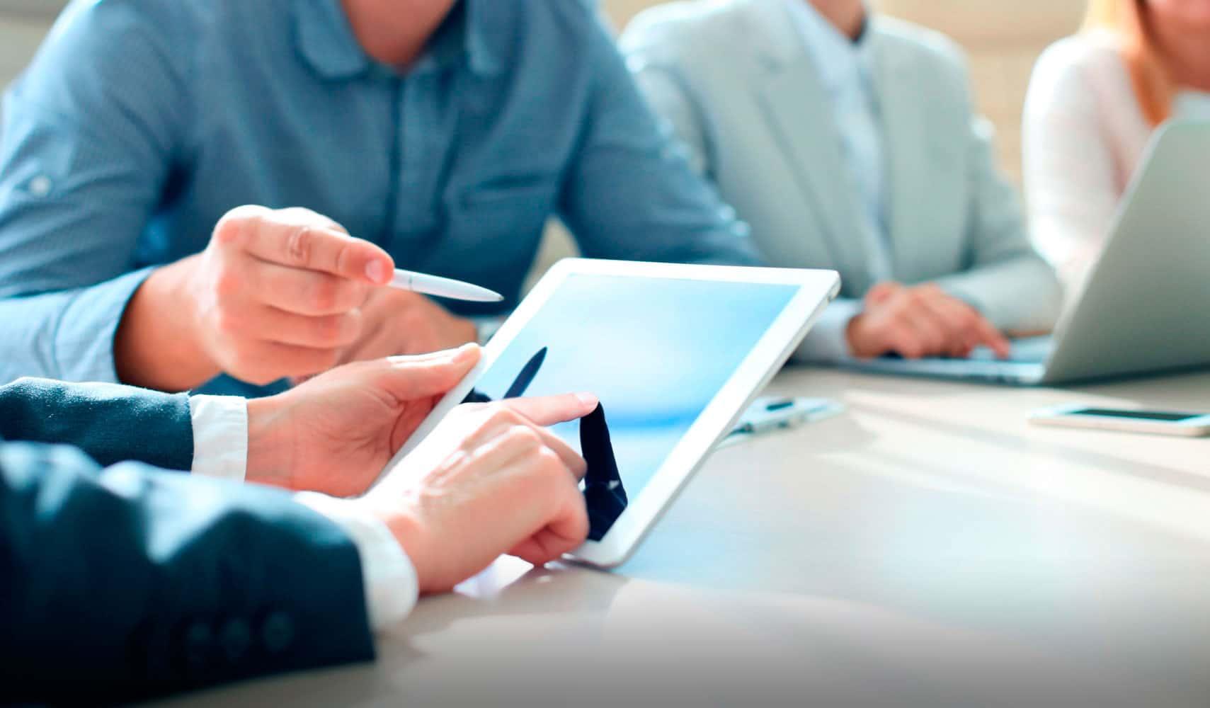 Oficina de proyectos consultor a tecnol gica y de negocio for Oficina de proyectos